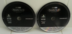 Parasite Eve 2 Promo